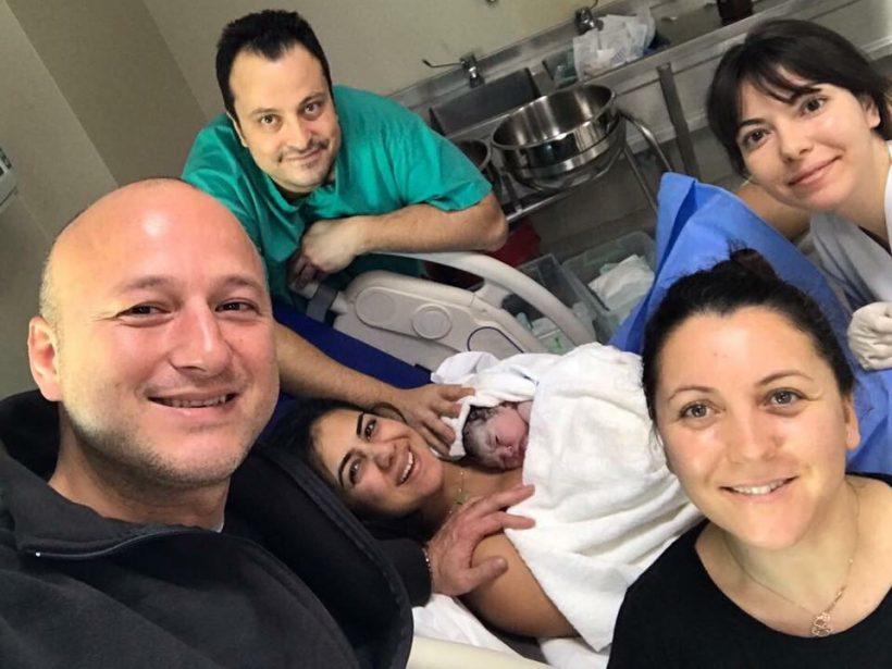 Sinem'in Pozitif Doğum Hikayesi